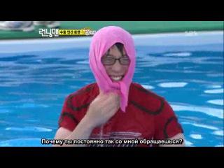 Running Man / ������� ������� (Ep.4 �  � Nichkhun (2PM), Jessica (SNSD) [����. ���]